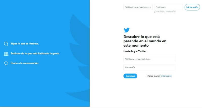 Twitter Subir vídeos