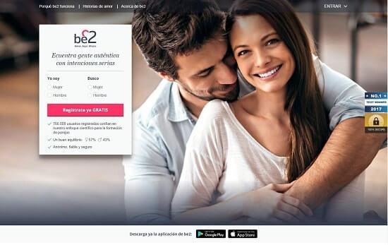 be2 portal web