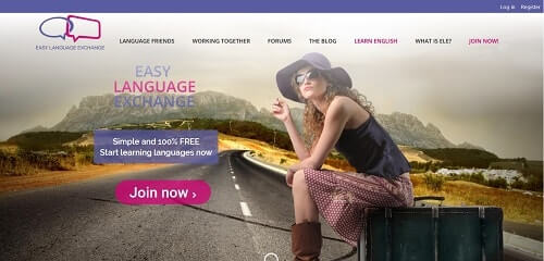 easylanguageexchange paginas para hablar en ingles
