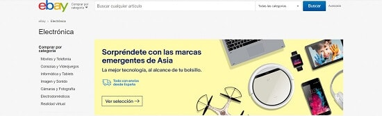 ebay Digital shopping opiniones