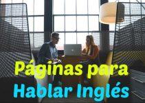 webs para hablar inglés