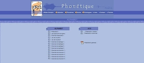 phonetique cursos frances online gratis