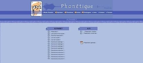 phonetique cursos frances online gratis
