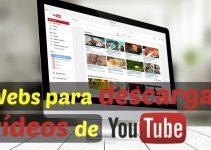 páginas para descarga de vídeos de youtube