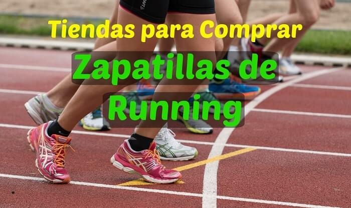 paginas zapatillas running