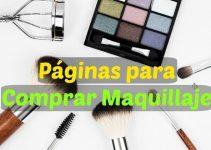 páginas para comprar maquillaje online