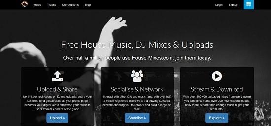 HouseMixes Música sin copyright electrónica