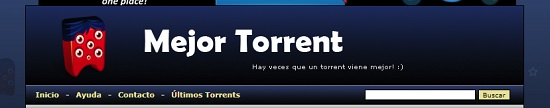 MejorTorrent paginas para descargar torrents