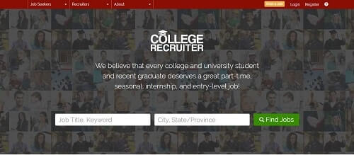 collegerecruiter freelancer