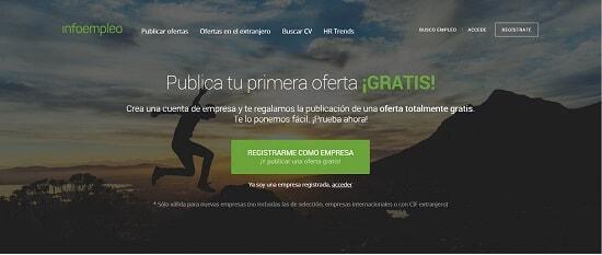infoempleo plataforma de empleo