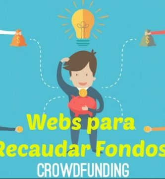webs para recaudar fondos