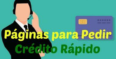 crédito rápido online