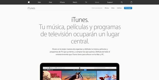 iTunes Pagos con Paypal
