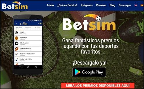Ganar dinero por internet jugando betsim