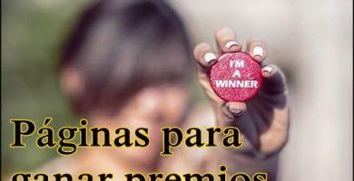 Mejores paginas para ganar premios online