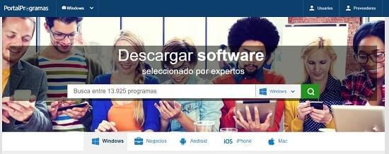 PortalProgramas descargar programas para PC