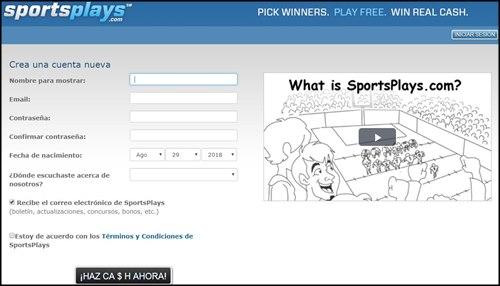 ganar dólares jugando al sportsplay