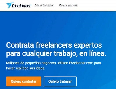 Empleos en Freelancer
