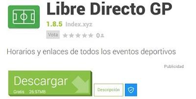 Libre directo TV