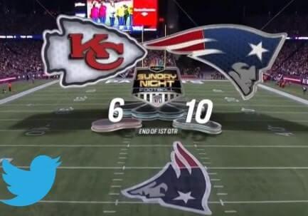 Disfrutar NFL Twitter