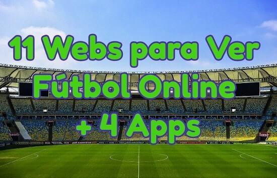páginas para ver fútbol gratis online en directo