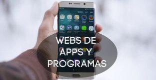Mejores sitios webs para descargar apps