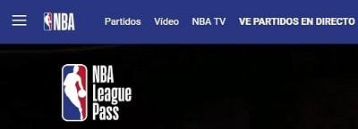 partidos de nba online league pass