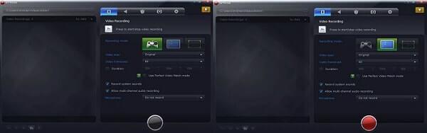 programa para grabar pantalla action