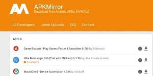 apkmirror games android