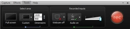 grabar video pc camtasia