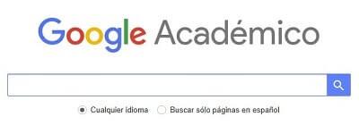 fuentes confiables para investigar google académico