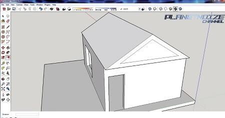 aplicaciones de diseño google sketchup