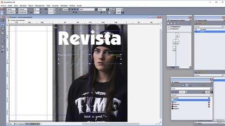 editor fotografía quarkxpress