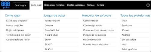 Mejor pagina para jugar poker