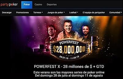 Fiesta de poker