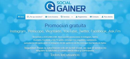 socialgainer