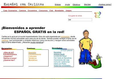 Español con Carlitos
