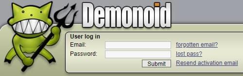 Demonoid torrents privados gratis