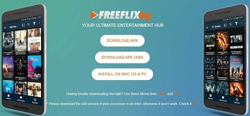 Freeflix la alternativa gratuita de netflix