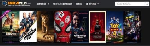 Inkapelis series y peliculas en español