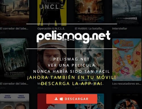 Pelismagnet solo series y películas dobladas al castellano