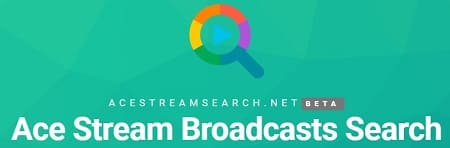 Acestream search