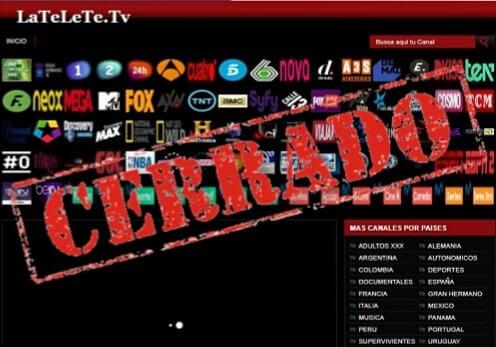 Latelete Tv Mejores Alternativas Online En 2020 Noticias y vídeos de fútbol, baloncesto, fórmula 1, retransmisiones en directo, crónicas y estadísticas con as.com. latelete tv mejores alternativas