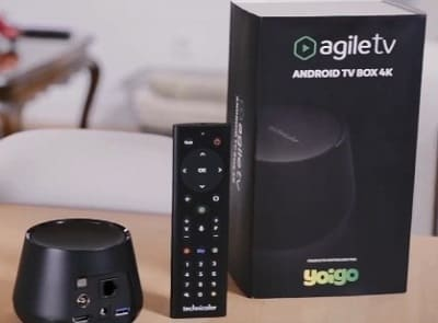 Agile TV Amazon