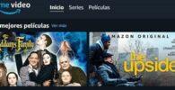 Amazon Prime video pelis