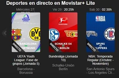 Movistar Plus paquetes