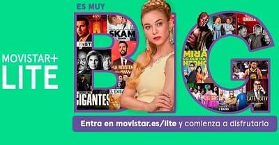 Movistar Plus contenido