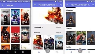 Pelistube app