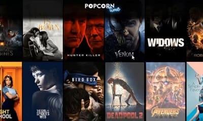 Popcorn Time Sky