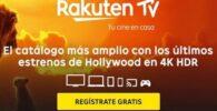 Rakuten TV web